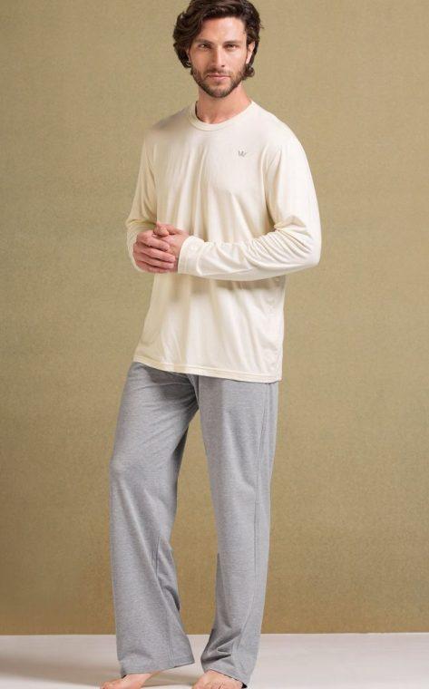 8564 - Blusa com Calça
