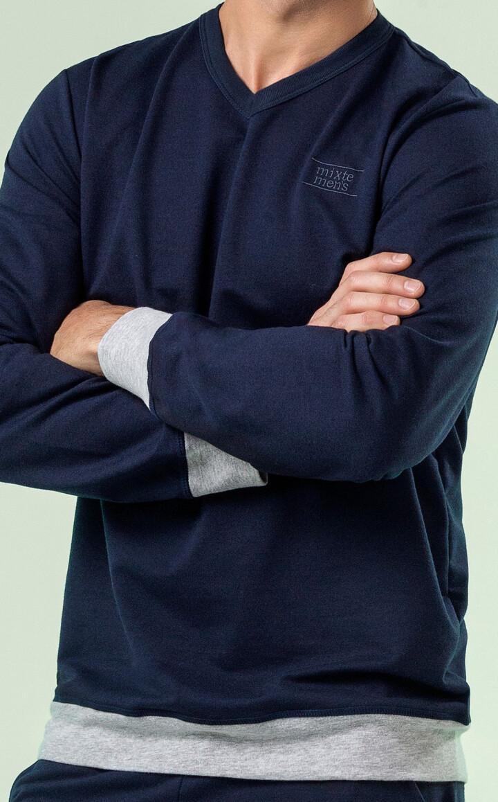 Blusa Manga Longa com Calça Diego