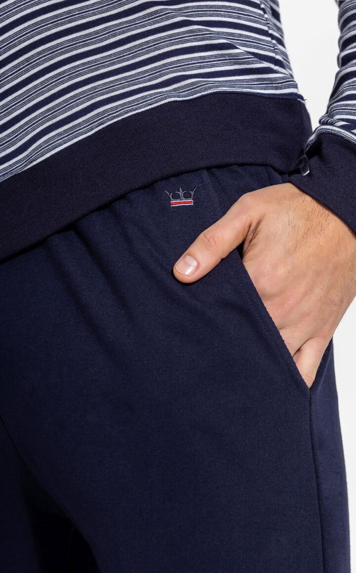 Blusa Manga Longa com Calça Fabio