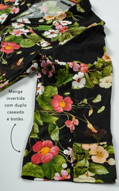 Premium — Camisola Abotoada