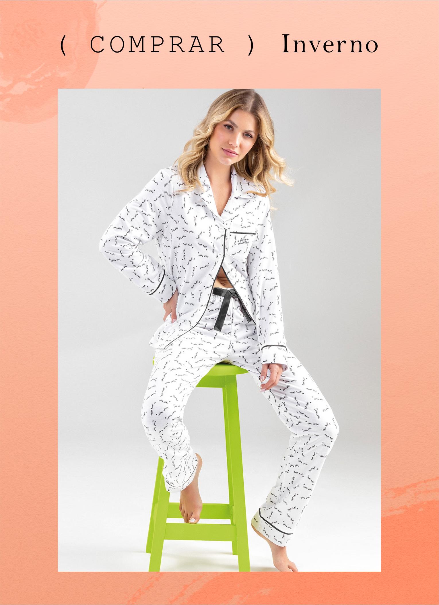 Comprar Outlet Pijamas Inverno