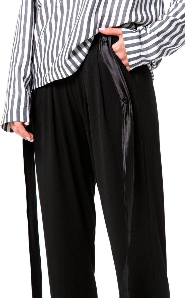 Premium — Pijama Blusa Manga Longa com Calça