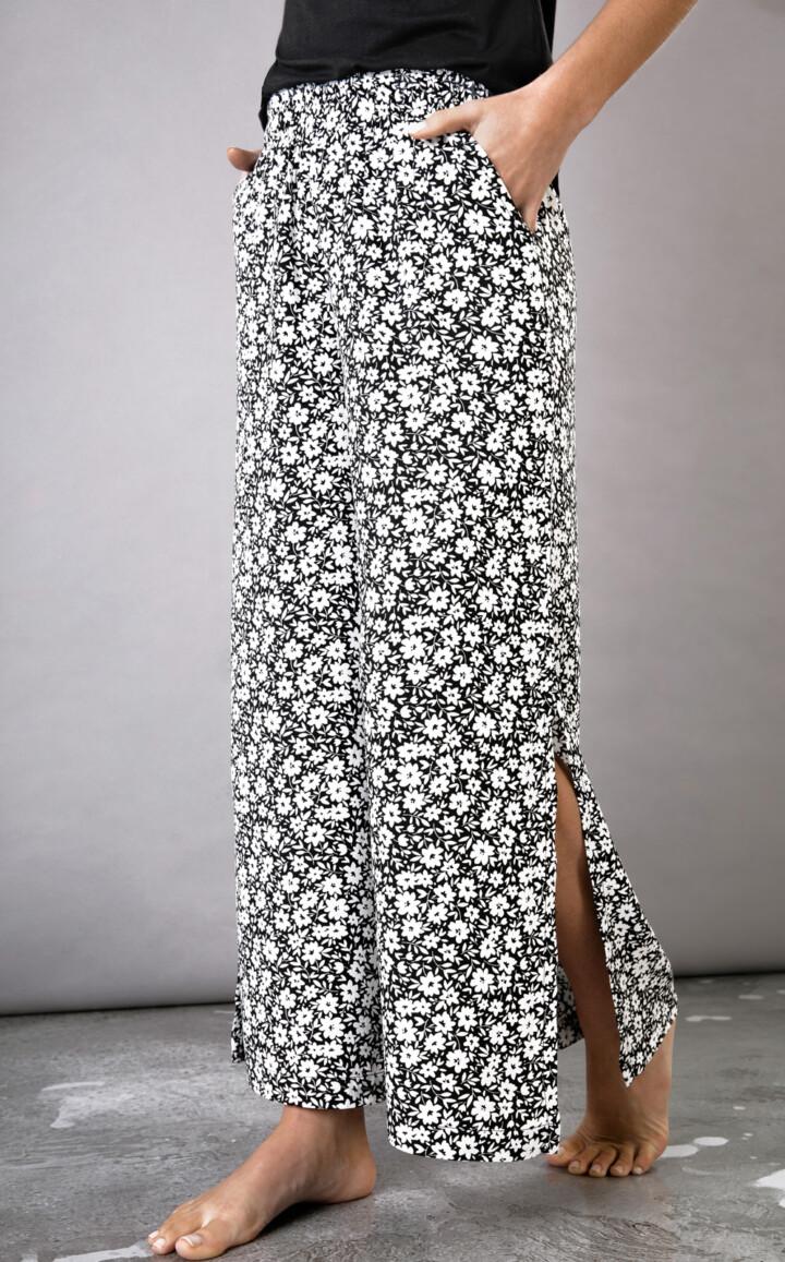 Blusa Manga Curta com Calça Aine