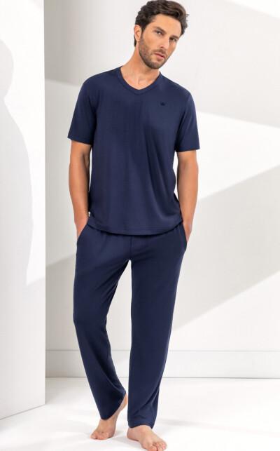 Camiseta Manga Curta com Calça Gabriel